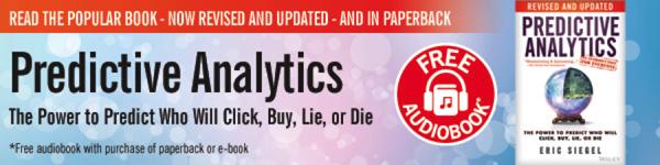 Predictive Analytics Book