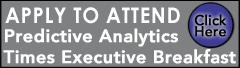 Predictive Analytics Times Executive Breakfast