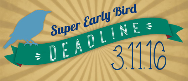 Super Early Bird Banner