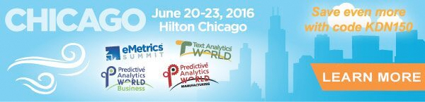 Predictive Analytics World Breakfast
