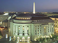 Ronald Reagan Building, Washington, DC