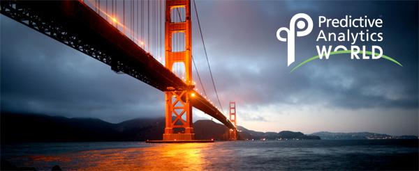 Predictive Analytics World 2013 San Francisco