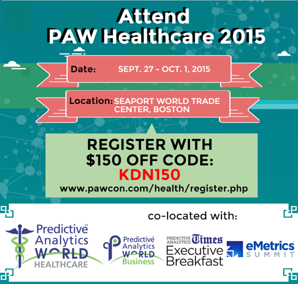 PAW Healthcare 2015