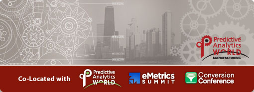 Predictive Analytics World Manufacturin