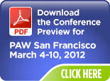 PAW Conference Preview
