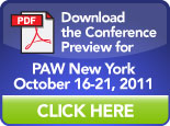 PAW Pre-conference Download