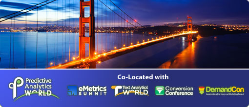 Predictive Analytics World Header Image