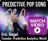 Predictive Analytics Geek Rap Video