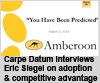 Carpe Datum Interviews Eric Siegel on Predictive Analytics' Adoption & Competitive Advantage