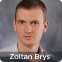 Zoltan Brys, manager and interdisciplinary analyst, Sixxtep and LitMed