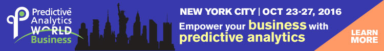 Predictive Analytics World New York