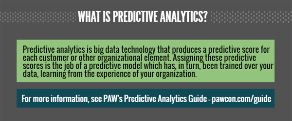 What is Predictive Analytics?