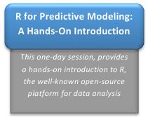 Workshop: R for Predictive Modeling: A Hands-On Introduction