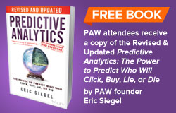 Predictive Analytics Book