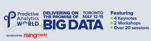 Predictive Analytics Toronto 2014