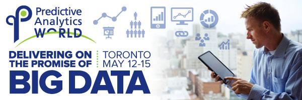 Predictive Analytics Toronto 2014