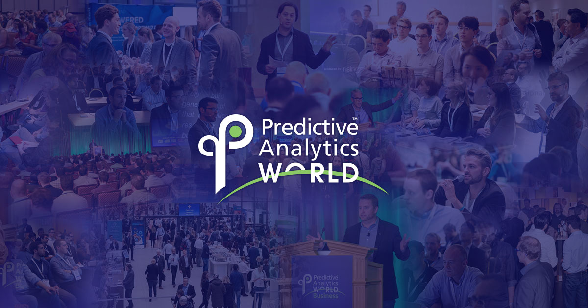Predictive Analytics World 2020 - the premier machine learning