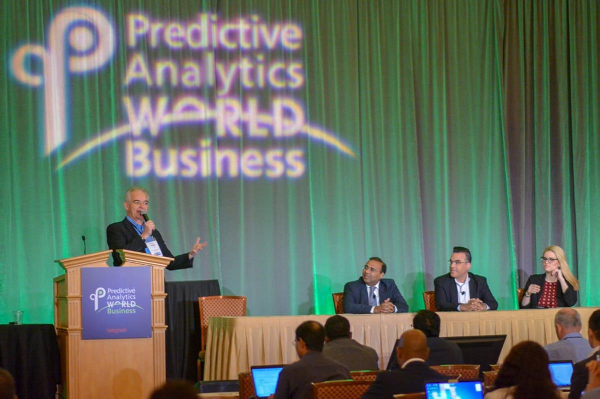 Predictive Analytics World 2020 - the premier machine learning
