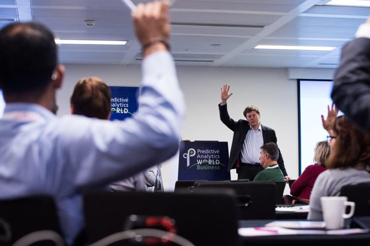 Predictive Analytics World 2020 - the premier machine