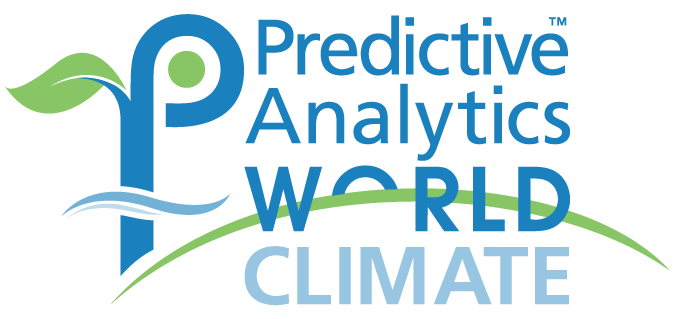 Predictive Analytics World for Climate